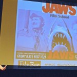 Joe Fortunato at Phoenix Comicon Jaws Screening