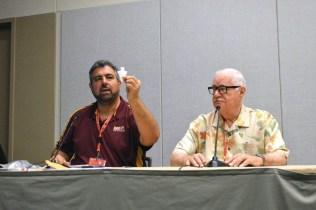 Film Professor, Joe Fortunato, and Carl Gottlieb