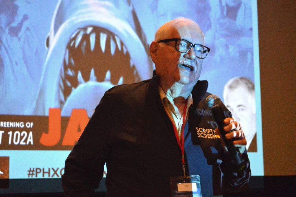 Jaws 'Film School!' - Special screening of Jaws with writer Carl Gottlieb