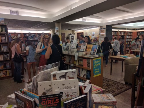 Cursed Child release party - SubText books 1