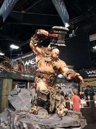 Warcraft at San Diego Comic-Con 2016
