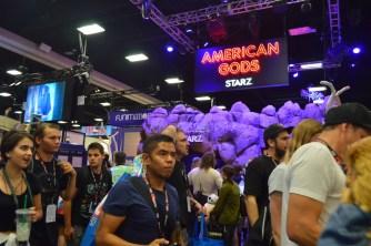 American Gods at San Diego Comic-Con 2016