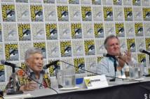 Allen Bellman and Mark Evanier