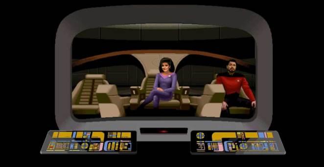 Star Trek: The Next Generation screensavers