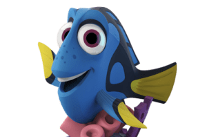 Disney Infinity's Finding Dory Play Set was the game's final release.