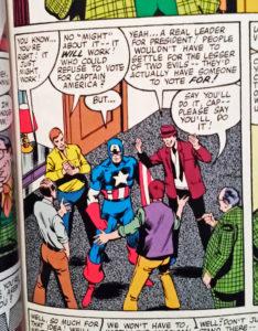 Captain America #250