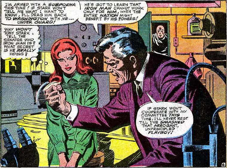Tales of Suspense #75 (1966) - Marvel Comics