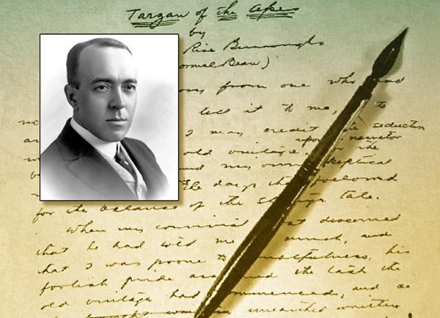 Edgar Rice Burroughs (1875 - 1950)