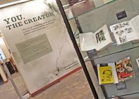 ASU exhibit, Frankenstein at 200