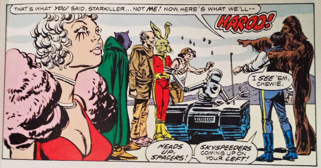 Star Wars #8 - January, 1978