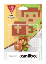The Legend of Zelda 30th anniversary amiibo