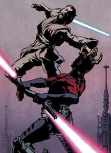 Dark Horse Comics; Star Wars: Visionaries - Old Wounds