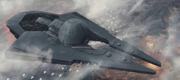 Death Star-Destroyer