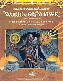 Dungeons and Dragons: World of Greyhawk