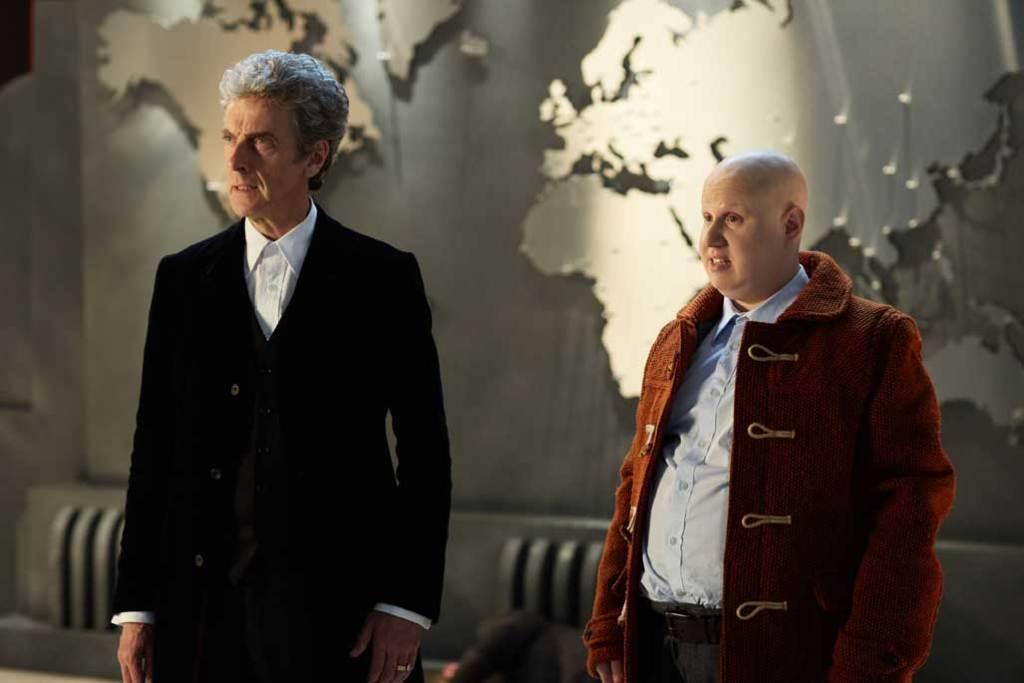 Doctor Who and Nardole
