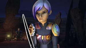 Star Wars Rebels: Trials of the Darksaber
