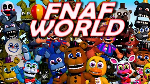Game over: Saying goodbye to FNAF World