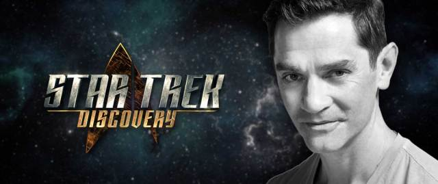 James Frain cast in Star Trek: Discovery