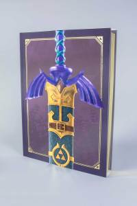 The Legend of Zelda: Art & Artifacts limited edition Master Sword