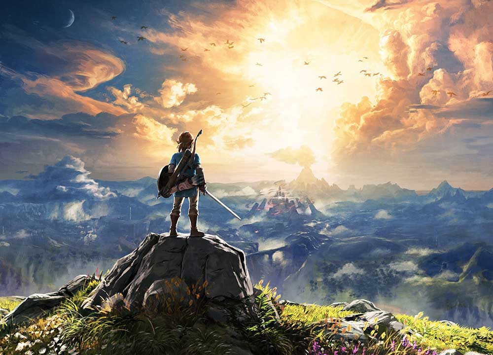 video game The Legend of Zelda: Breath of the Wild