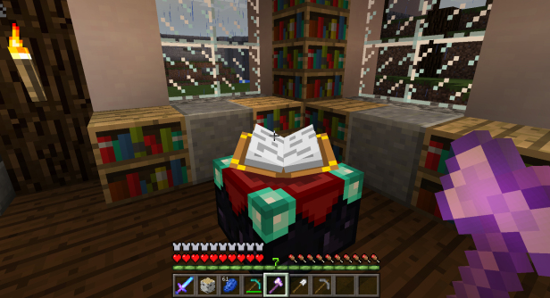 Digging through Updates- Minecraft