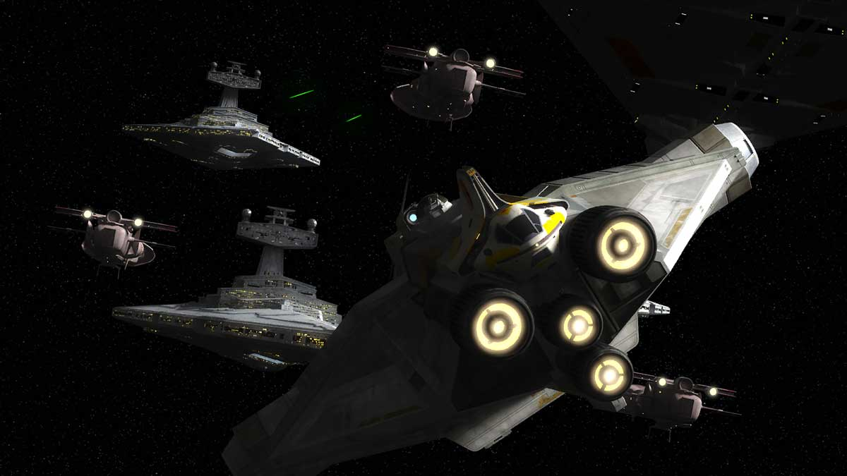 Where things stand after Star Wars Rebels' 3rd season