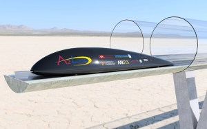 Students from several major Arizona schools have joined forces to form AZLoop and will  participate in SpaceX's Hyperloop competition. (Photo courtesy of AZLoop)