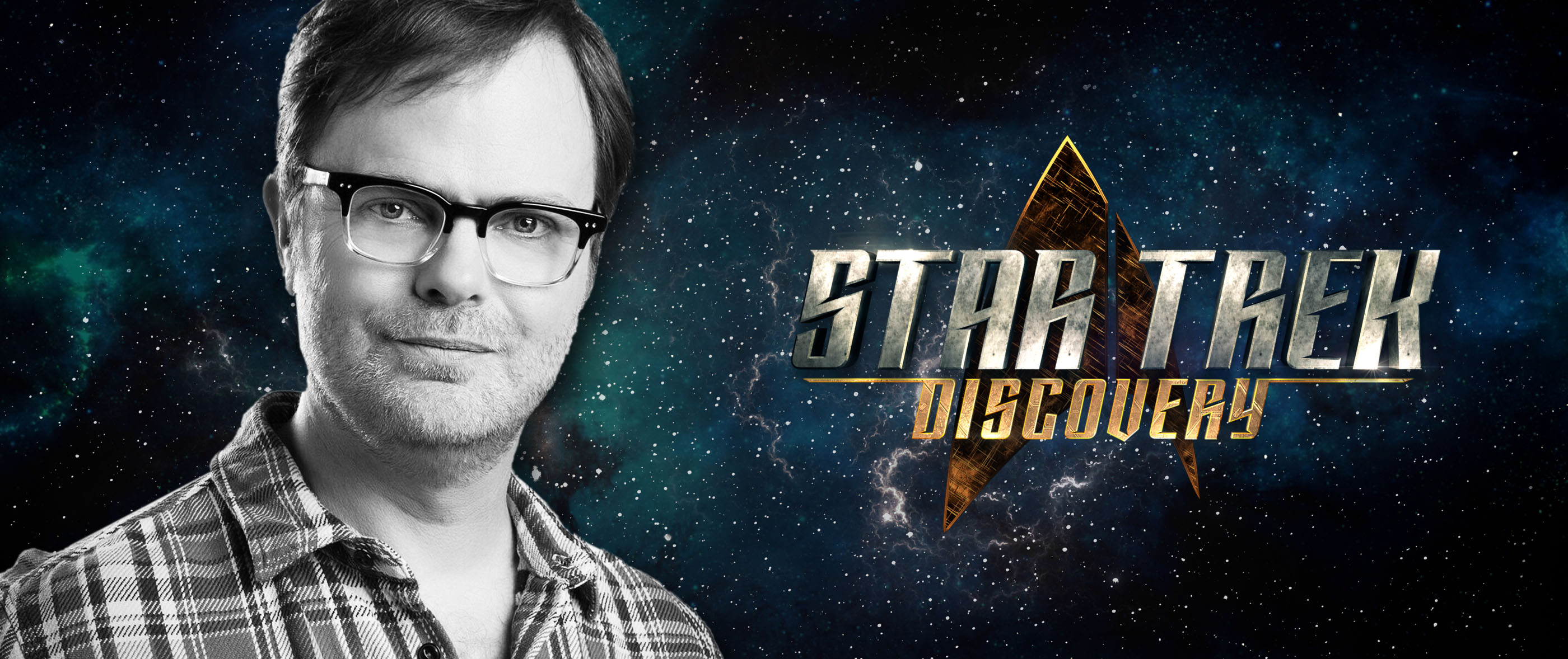 Rainn Wilson in Star Trek Discovery