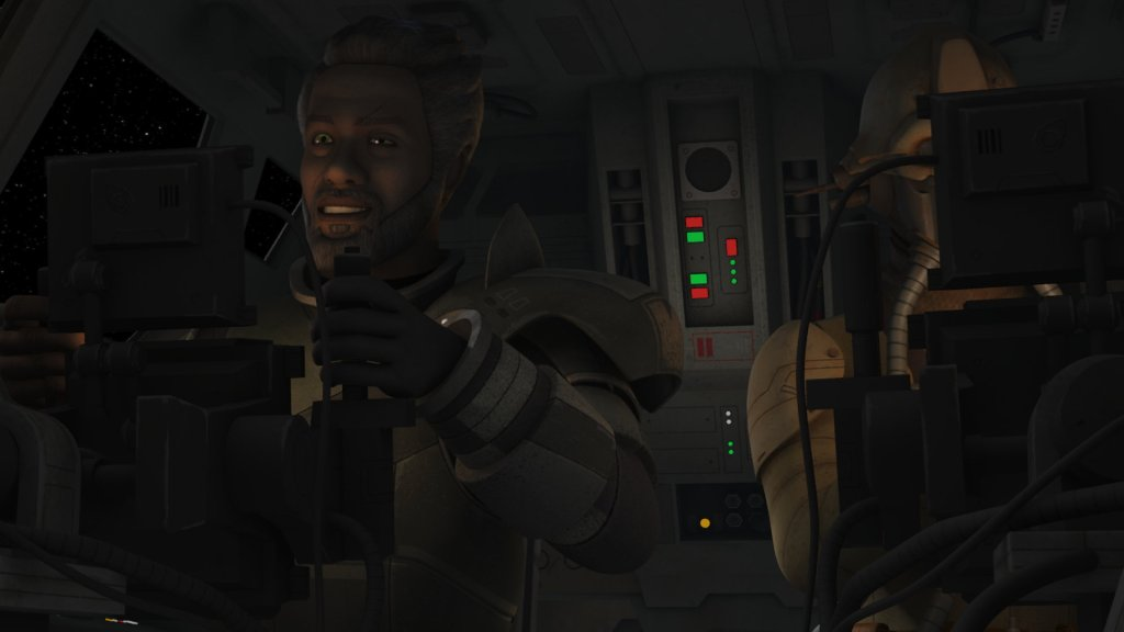 Star Wars Rebels: Saw Gerrera and Edrio Two Tubes