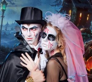 thrill halloween promo art