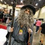 Gandalf - Phoenix Comicon 2017 – photo by Bob Leeper