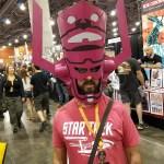 Galactus - Phoenix Comicon 2017 – photo by Bob Leeper