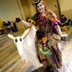 Steampunk Sally - Phoenix Comicon 2017 – photo by Bob Leeper