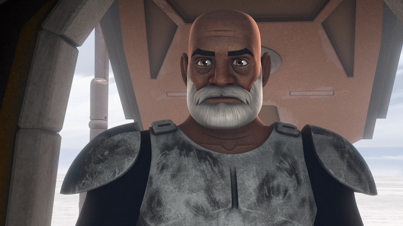 Rex returns in Star Wars Rebels Season 4: 'Now he can be something greater'