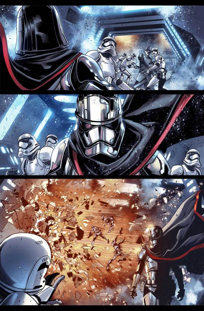 Star Wars Journey to The Last Jedi: Captain Phasma