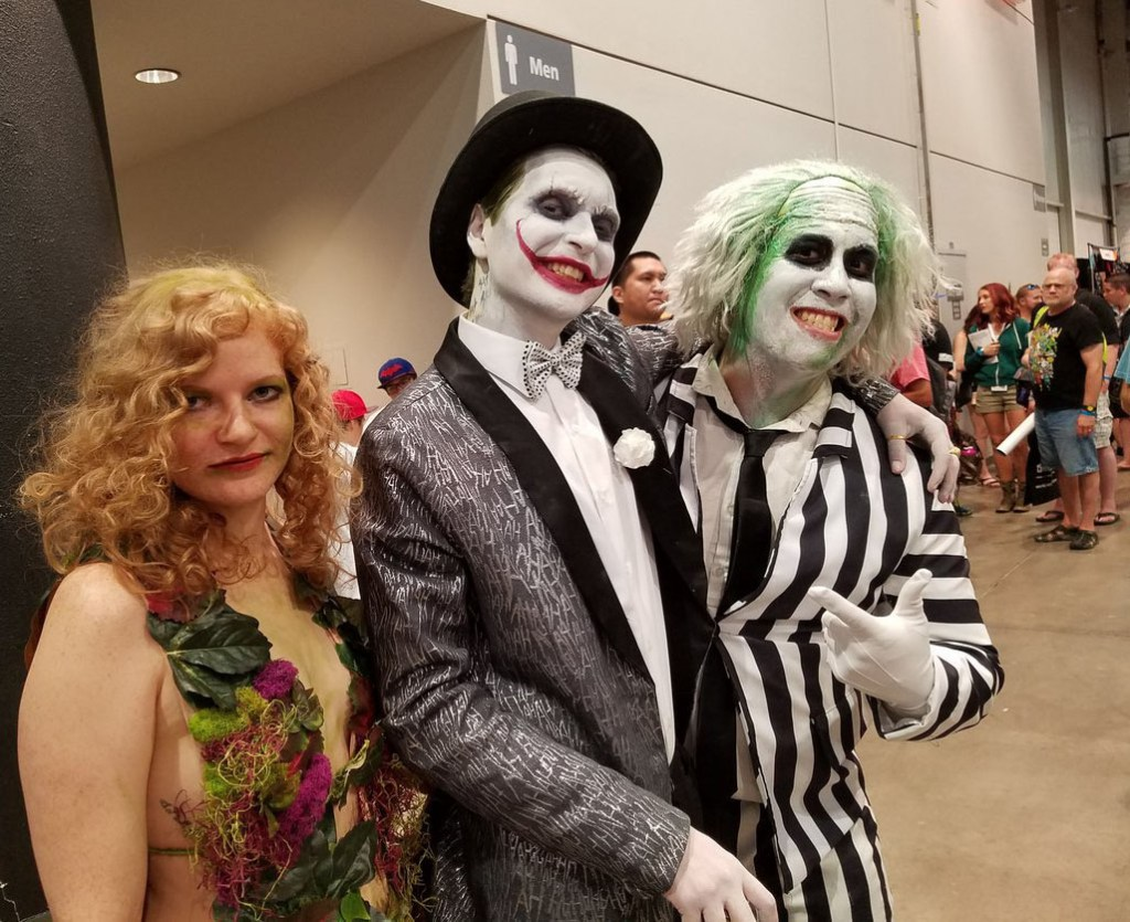 Amazing Las Vegas Comicon 2017 cosplay