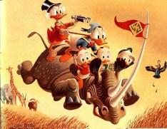 Carl Barks art