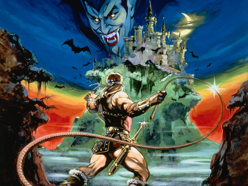 Castlevania – Journey Through the Years, Part 1: Dracula Rises