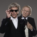 12th Doctor Peter Capaldi and First Doctor David Bradley
