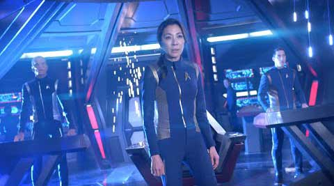 Michelle Yeoh as Phillipa Georgiou on Star Trek: Discovery (CBS All Access)