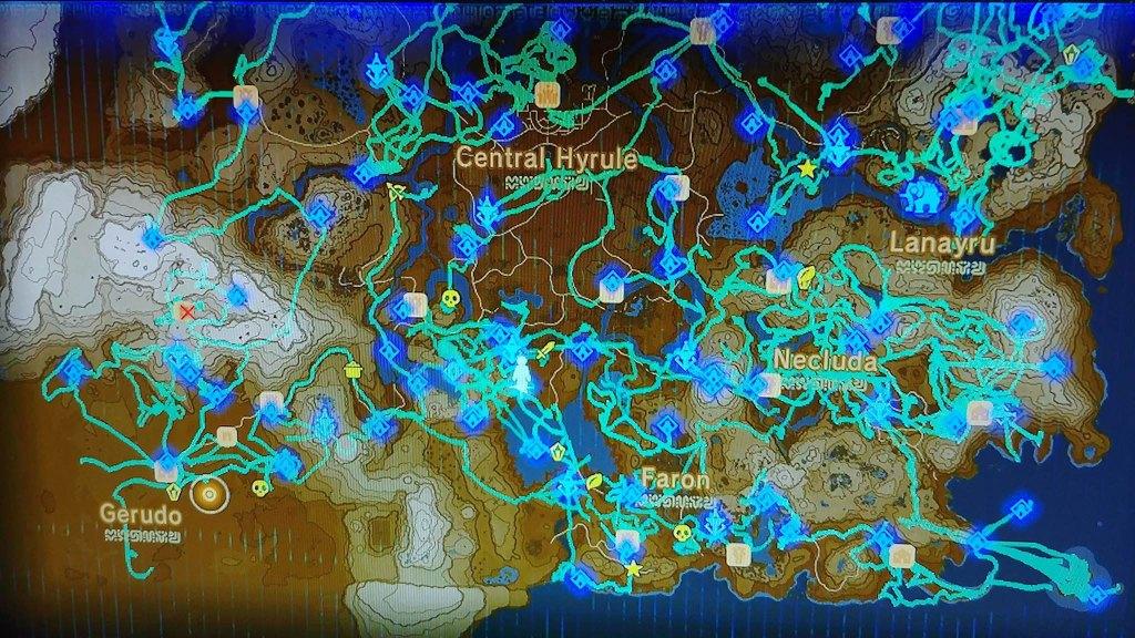 Breath of the Wild DLC Hero's Path