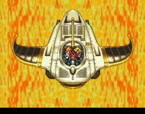 Chrono Trigger's Epoch, aka Wings of Time