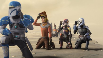 Star Wars Rebels - Heroes of Mandalore: Parts One and Two