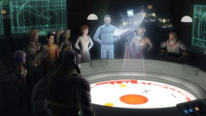 Star Wars Rebels: In the Name of the Rebellion