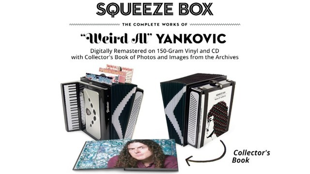 Weird Al Yankovic S Career Retrospective Box Set Is Coming