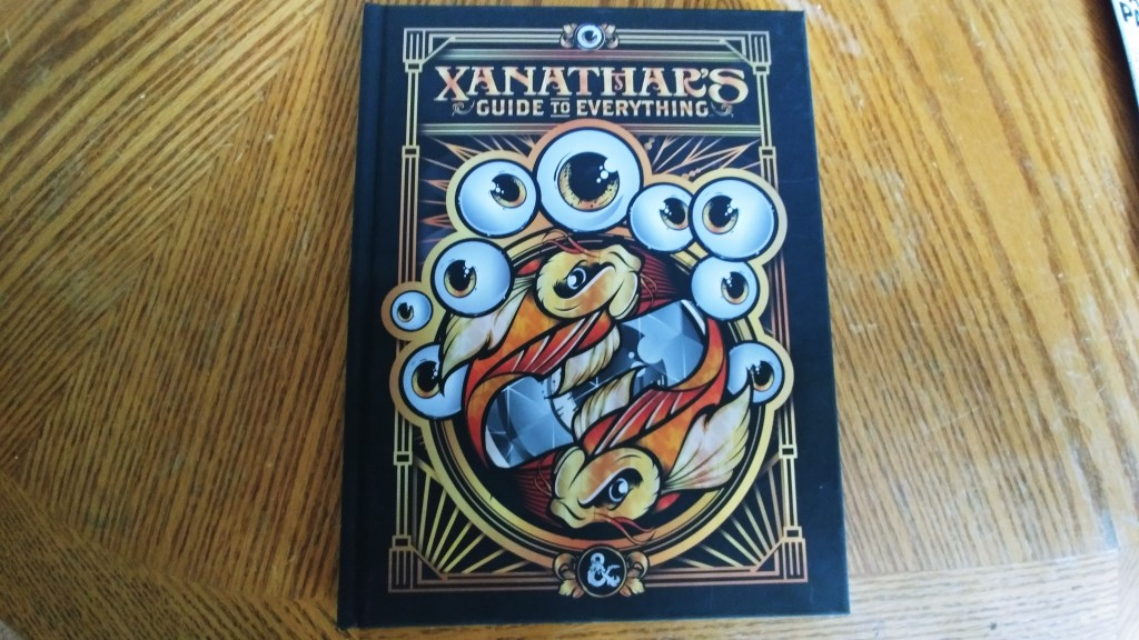 Xanathar's Guide - FLGS Version