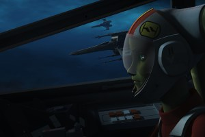 Star Wars Rebels: Rebel Assault