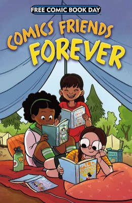 COMICS FRIENDS FOREVER :01 First Second