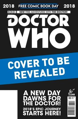 DOCTOR WHO #0 Titan Comics