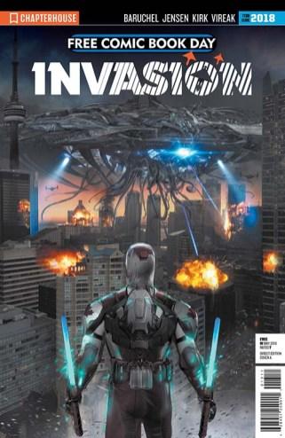 INVASION PROLOGUE Chapterhouse Publishing